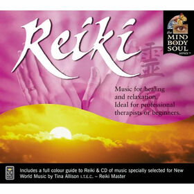 New World Music Mind Body and Spirit Reiki CD