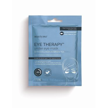 Beauty Pro Eye Therapy Under Eye Mask - 3 Pairs