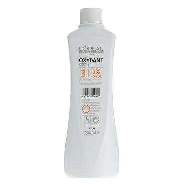 L'Oréal Professionnel Oxydant Developer 12% 40 Vol 1 Litre