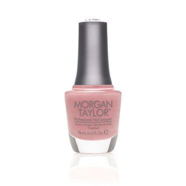 Morgan Taylor Nail Lacquer - Coming Up Roses 15ml