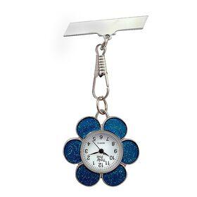 Funky Fobz Fob Watch Blue Flower