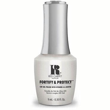 Red Carpet Manicure Fortify & Protect Gel Polish Alpine Attiude 9ml