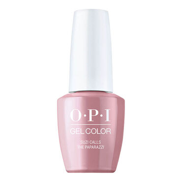 OPI Hollywood Collection Gel Color Gel Polish - Suzi Calls the Paparazzi 15ml