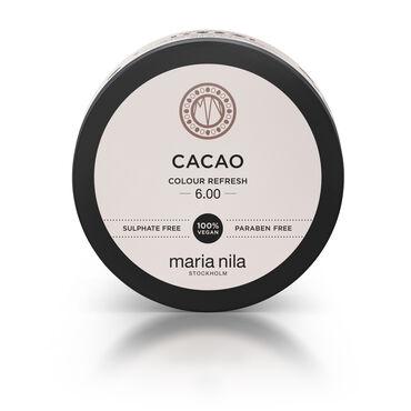 Maria Nila Colour Refresh - Cacao 6.00 100ml