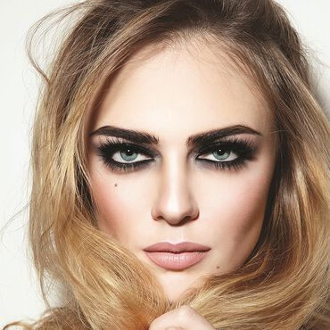 Kate Hughes Ultimate Makeup Workshop - Contouring & Smokey Eyes