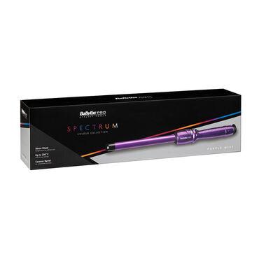 BaByliss PRO BAB2214MU Spectrum 19mm Wand - Purple Mist