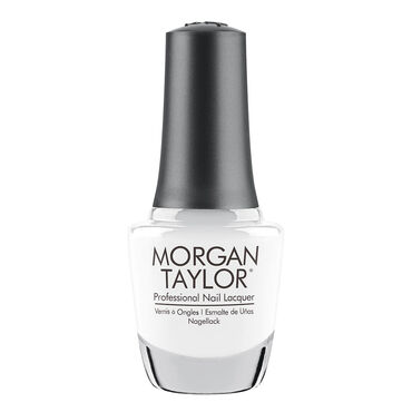 Morgan Taylor Long-lasting, DBP Free Nail Lacquer - Arctic Freeze 15ml