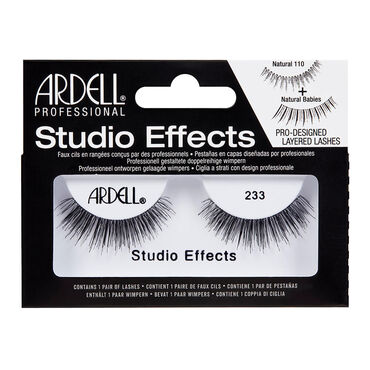 Ardell Studio Effects Strip Lashes 233
