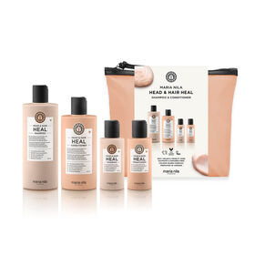 Maria Nila Care & Style Head and Hair Heal Beauty Bag 850ml