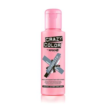 Crazy Color Crazy Color Semi Permanent Hair Colour Cream - Graphite 100ml