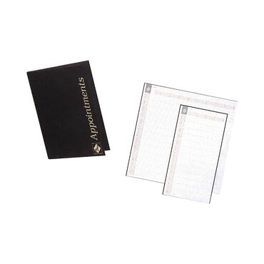 Agenda Salon Concepts Superior Loose Leaf Refill 4 Assistant
