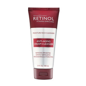Retinol Anti-Ageing Cream Cleanser 150ml