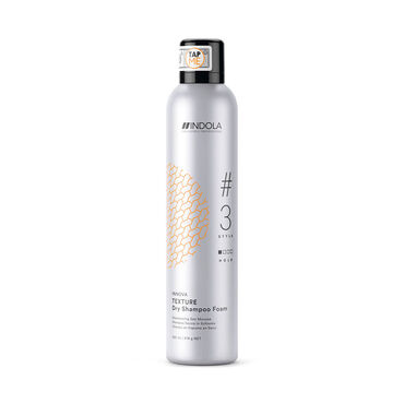 Indola Innova Dry Shampoo Foam, 300ml