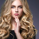 Curls & Waves Hair Down Styling