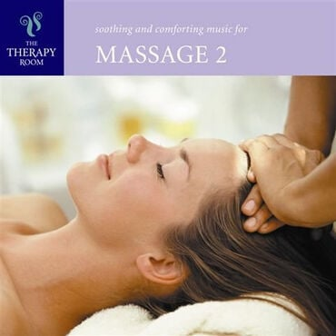 New World Music The Therapy Room Massage 2 CD