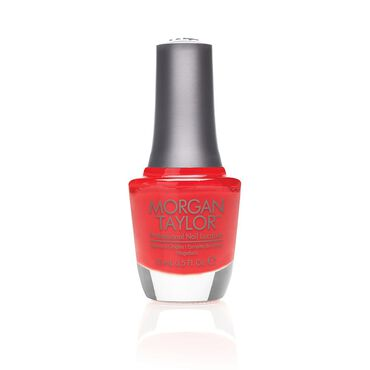 Morgan Taylor Nail Lacquer - Fire Cracker 15ml
