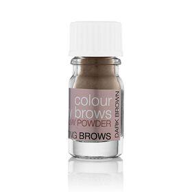 Lola Brow Colour My Brows Powder - Dark Brown 5g