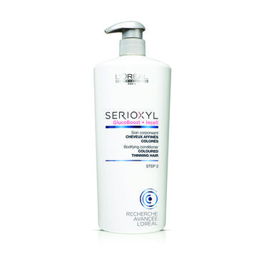 L'Oréal Professionnel Serioxyl Conditioner for Coloured Thinning Hair 1L