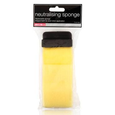 Salon Services Neutralising Sponge, Pack of 3