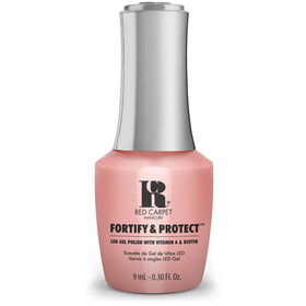 Red Carpet Manicure Fortify & Protect Gel Polish Kyoto Calling Collection - Teahouse Traveller 9ml