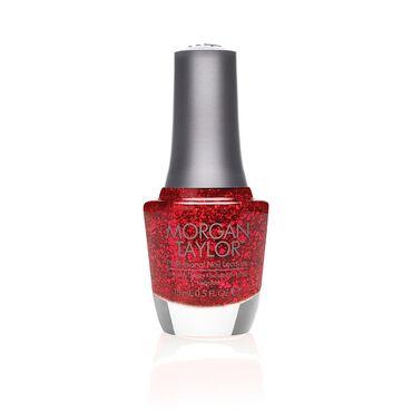 Morgan Taylor Nail Lacquer - Rare As Rubies 15ml