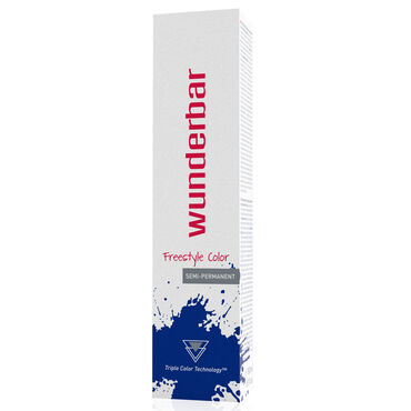 Wunderbar Freestyle Color Semi-Permanent Blue 100ml