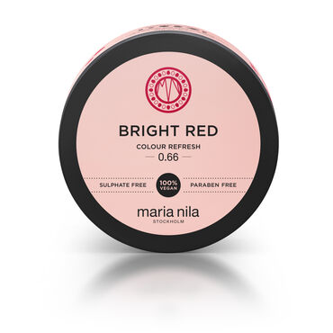 Maria Nila Colour Refresh - Bright Red 0.66 100ml