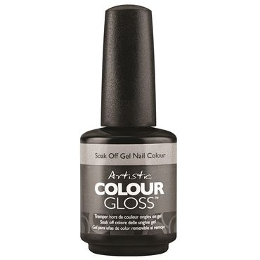 Artistic Colour Gloss Gel Polish Cyber Punk Collection - Heart Of Chrome 15ml