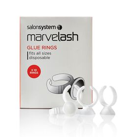 Marvelash Glue Rings Plus 10 Disposable Cups