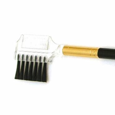 Beauty Express Eyelash Comb and Brow Brush