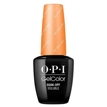 OPI GelColor Gel Polish Fiji Collection - No Tan Lines 15ml