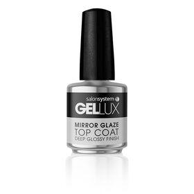 Gellux Mirror Glaze Top Coat 15ml