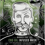Barber Pro CBD Oil Infused Mask 22ml