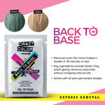 Crazy Color  Back to Base Hair Colour Remover  45g