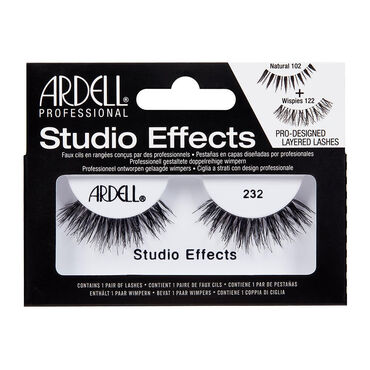 Ardell Studio Effects strip lashes 232