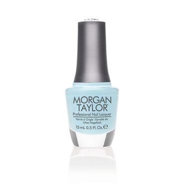 Morgan Taylor Long-lasting, DBP Free Nail Lacquer - Water Baby 15ml