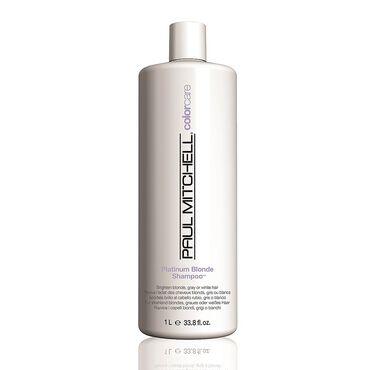 Paul Mitchell Platinum Blonde Shampoo 1 Litre