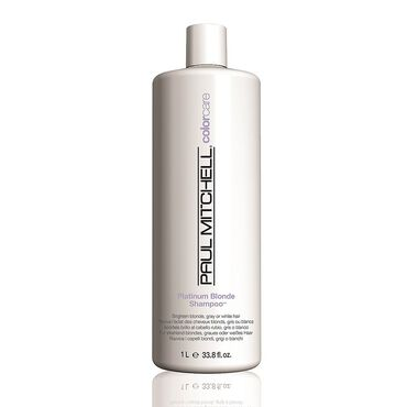 Paul Mitchell Platinum Blonde Shampoo 1 Litre