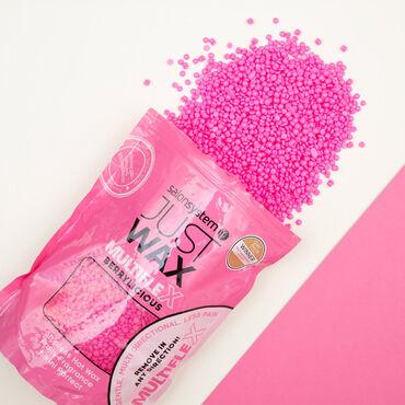 Just Wax Multiflex Berrylicious Beads 700g