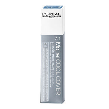 L'Oréal Professionnel Majirel Cool Cover Permanent Hair Colour - 6.3 Dark Golden Blonde 50ml
