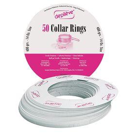 Depileve Collar Rings 800g - Pack of 50