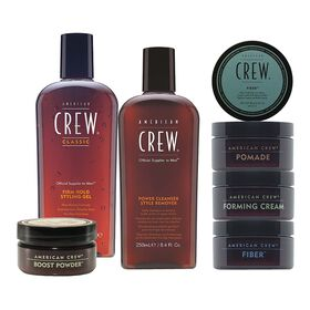 American Crew Collection Box