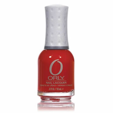 Orly Nail Lacquer - Haute Red 18ml