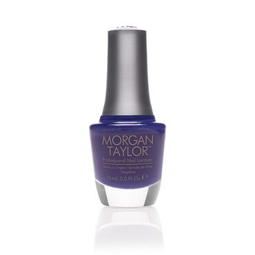 Morgan Taylor Nail Lacquer - Super Ultra Violet 15ml