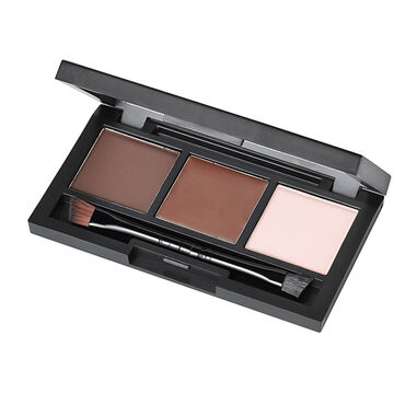 Marvelbrow Brow Trio Mid-Brown