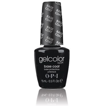 OPI GelColor Gel Polish Base Coat 15ml