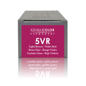 Kenra Professional Permanent Hair Colour - 5Vr Violet Red 85g