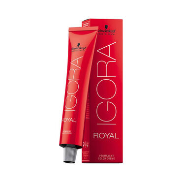 Schwarzkopf Professional Igora Royal Permanent Hair Colour - 0-99 Violet Concentrate 60ml