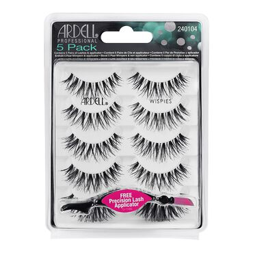 5db88bc9a40 Ardell Natural Lash Wispies - 5 Pack | Strip Eyelashes | Salon Services