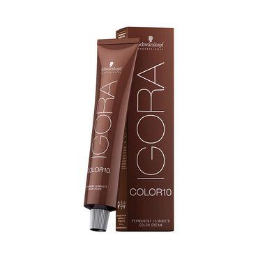 Schwarzkopf Professional Igora Color 10 Permanent Hair Colour - 5-12 Light Brown Cendre Ash 60ml